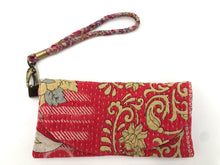 Laden Sie das Bild in den Galerie-Viewer, Protima Geldbeutel, Accessories, Sari Bari, LILLYPARK, ShowYourLove-Taschenparty,