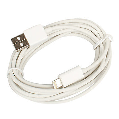 8 Pin USB Cable for iPhone 6 iPhone 6 Plus iPhone 5, iPad mini & iPad 4 (300cm)