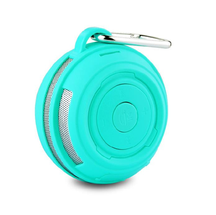 Outdoor pocket bluetooth audio mobile phone wireless hands free sports card portable mini speaker