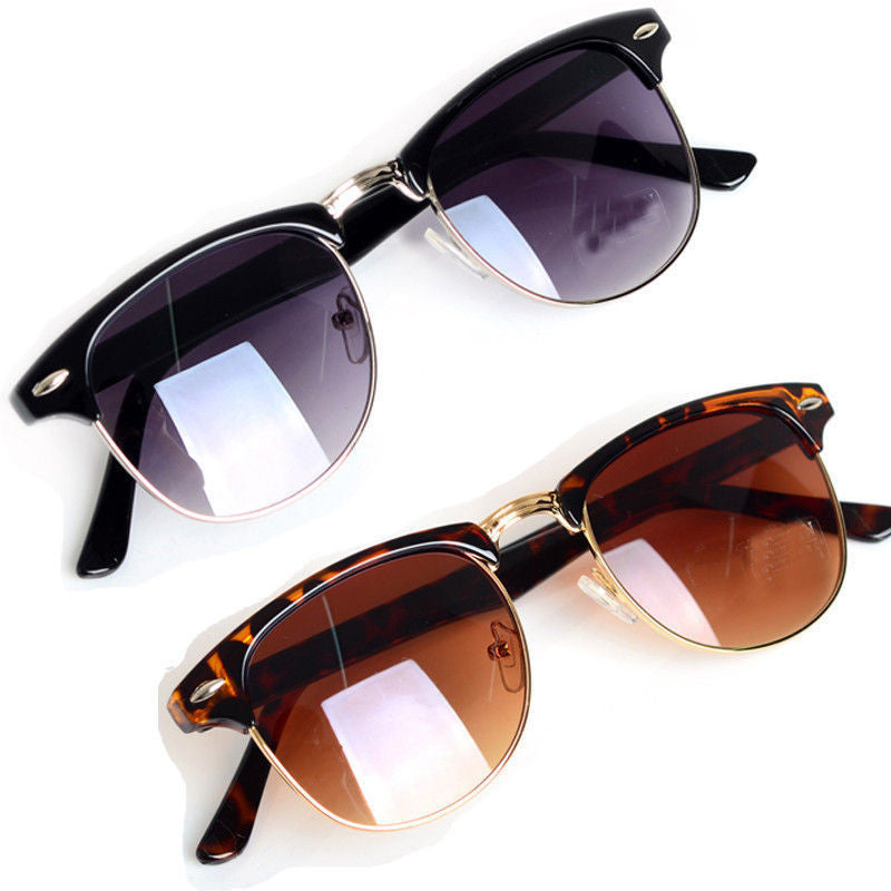 Fashion Eyewear Classic Retro Unisex Avaitor Sunglasses Glasses