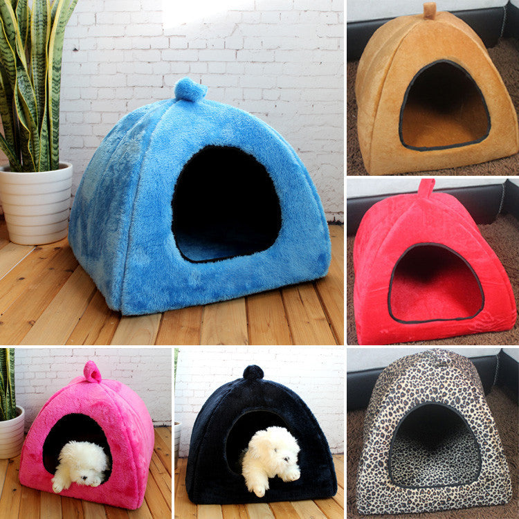 Doghouse Lovely Soft Pet Products New Arrival Dog Bed Pet House Cute Animal House