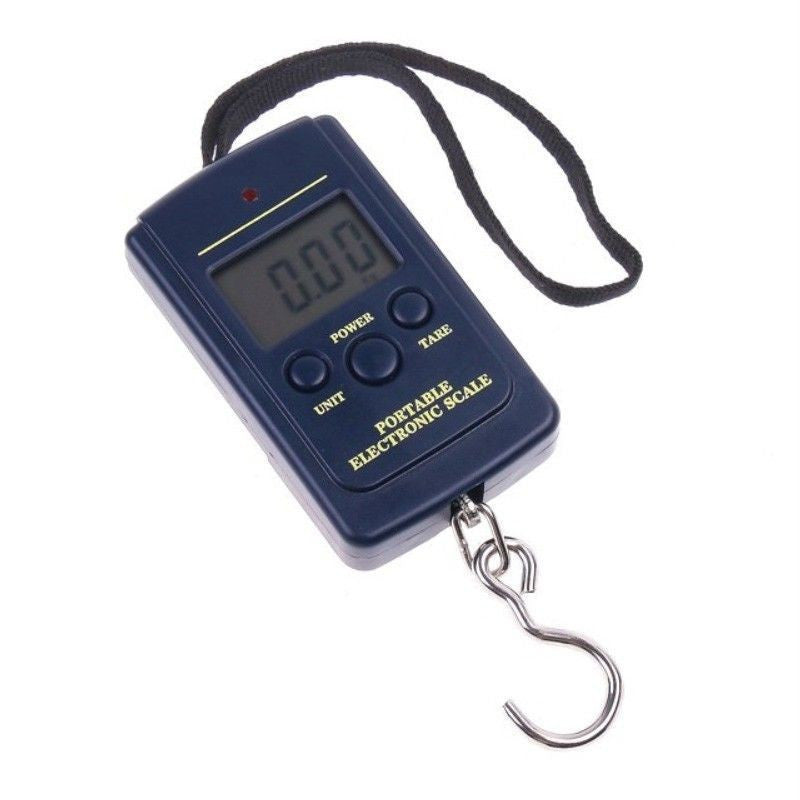 40kg x 20g Hanging Luggage Electronic Portable Digital Scale lb oz Weight scale