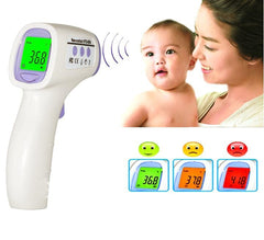 Baby/Adult Digital Multi-Function Non-contact Infrared Forehead Body Thermometer gun