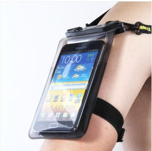 PVC Waterproof Phone Case Underwater Pouch Phone Bag cover For iphone 4 4S 5 5S 5C All mobile Phone