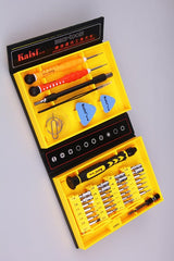 38 in 1 Multi Repair Tool Box Magnetic Opening Tools Kit Screwdriver for Cell Phones Iphone 4 5S Notebook MP3 Laptop