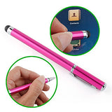Tablet Stylus Touch Pen with Ball-point Pen for Samsung Galaxy Tab/Kindle Fire/Google Nexus7/Xoom