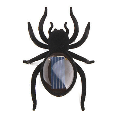 Solar Powered Spider
