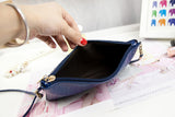 New Women Lady PU Leather Hangbag Messenger Shoulder Hoho Purse Satchel Crossbody Bag
