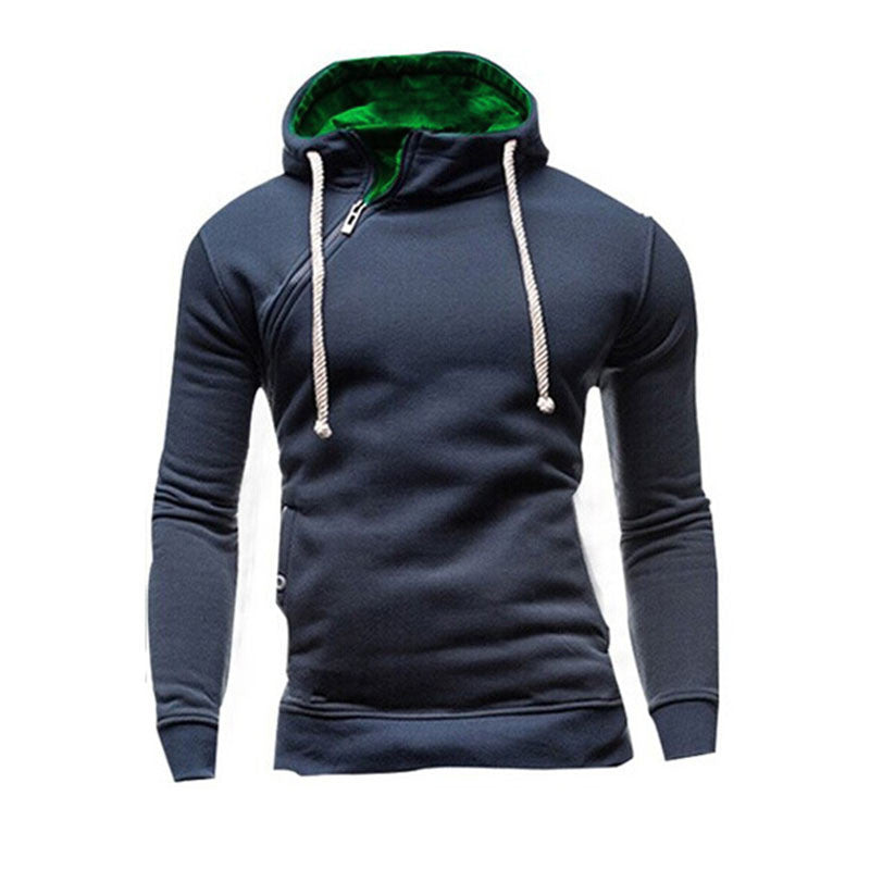 Brand Sweatshirt Men Hoodies Fashion Solid Fleece Hoodie Mens Sports Suit Pullover Men's Tracksuits