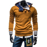 new hot men sweatshirt hoodies zipper design mens sport jacket hoody coat