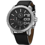 New WEIDE Men's Watch Japan Quartz Watch Luxury Brand 30m Waterproof Dive Fashion Casual Wristwatches