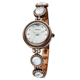 KIMIO Vintage Women Quartz Watches Luxury Lady Fashion Watch Special Design Casual Watch Women Wristwatch
