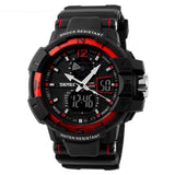 Brand G Design Shock Sports digital watches analog Men military army Watch swim dive Date LED Sports Watch