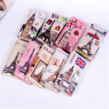 Hot Fashion Desigual Wallet Bag Popular Purse Retro Lady Women Long PU Handbags Card Holder Birthday Bags Party Gifts