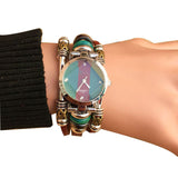 Creative Juice Really Belt Female Models Fashion Buckle Bracelet Quartz Watch
