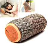 Lovely Baby Adult Pillow Safe Comfortable Head Neck Support Soft Prevent Flat Head Cushion Pillows Wood Shape Fashion