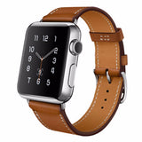 Genuine Leather Band For Apple Watch Strap Single Tour Apple Watch Band 38MM / 42MM Size Apple Watch Accessories