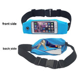 Waist Pack, Smarco Adjustable and Touchscreen Running Belt for iPhone6, iPod, Keys, Cash and Credit Cards