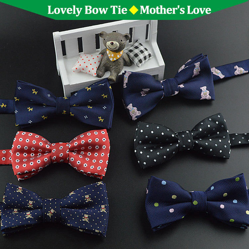 Fashion british style boys bow tie 10cm 5cm butterfly cravat fashion british style boys bow tie 10cm 5cm butterfly cravat bowtie for childrens performance accessories ccuart Gallery