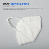 10 pcs KN95 Dustproof Anti-fog And Breathable Face Masks 95% Filtration Mouth Masks 3-Layer Mouth Muffle Cover Fast Shipping
