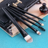 Eye Shadow Foundation eyeliner Eyebrow Lip Brush Makeup Brushes set Tools cosmetics Kits beauty Make Up Brush Set