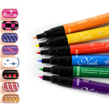 High Quality Hot-Selling Design Pro Nail Art Pen Painting Paint Drawing Pen Nail Tools Manicures beautiful