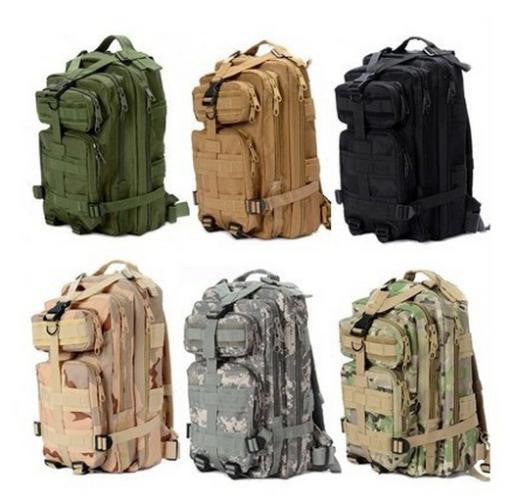 Hot Sale Men Women Unisex Outdoor Military Tactical Backpack Camping Hiking Bag Trekking Sport Rucksacks