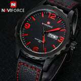 Mens Watches Top Brand Luxury Men's Quartz Watch Analog Display Date Watches for Men