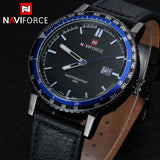 Mens Watches Top Brand Luxury Quartz Watch Fashion Genuine Leather Watches for men