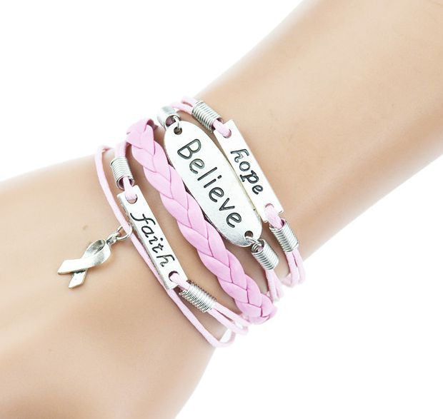 Multilayer Braided Bracelets Antique Alloy Owl Anchor Infinity Love Charm Bracelet Multicolor Woven Leather Bracelet Bangle