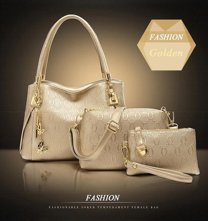 Women Bag Leather Handbags Messenger Composite Bags Ladies Designer Handbags Famous Brands Fashion Bag For Women