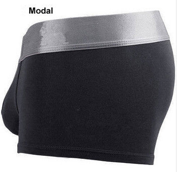 Men's boxers shorts and for men underwear fashion high quality modal and cotton sexy boxer shorts