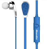 Bluedio N2 Bluetooth Headset HIFI Sport Stereo Earphones with Mic Headphone Multi-point Handsfree for iPhone Samsung LG