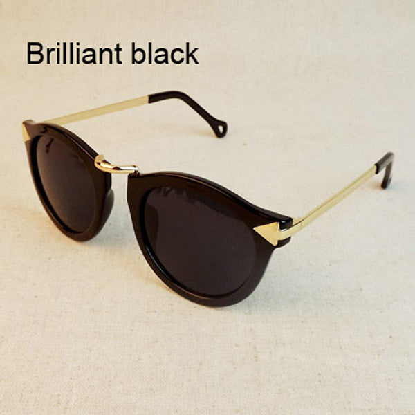 Brand Designer Vintage Trend Sunglasses For Women Men Round Retro Sun Glasses Sports Oculos De Sol