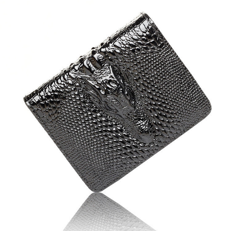 Fashion Leather women wallet, Crocodile Wallet,Fashion Women Purse