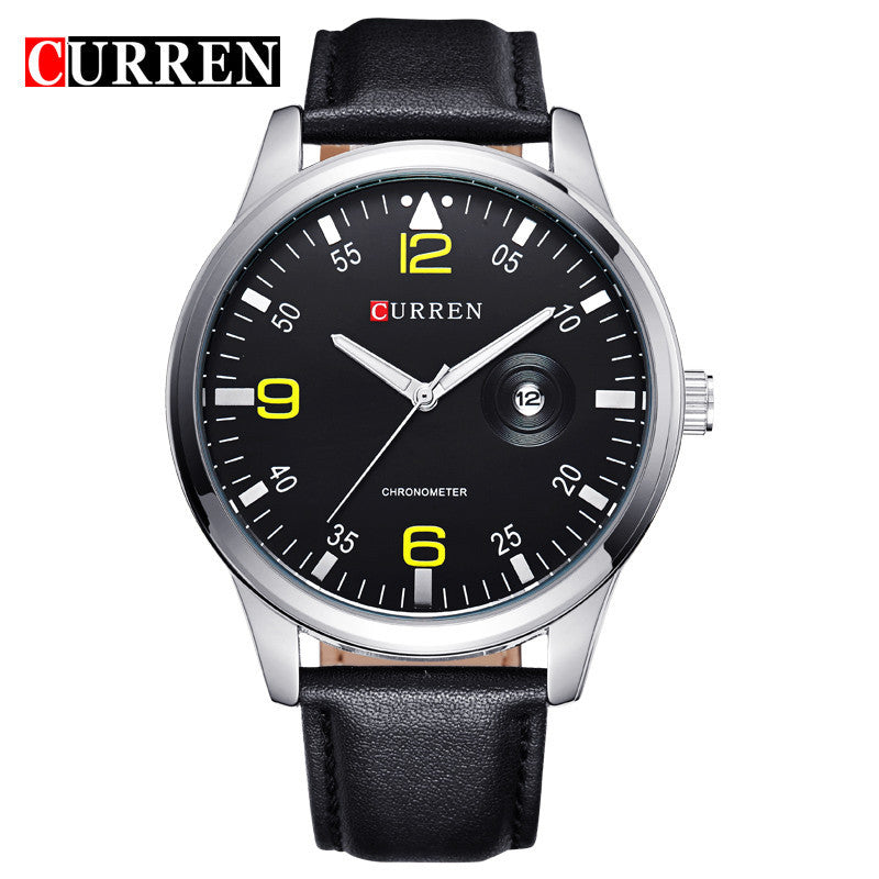CURREN Rose Gold Fashion Watches Men Luxury Brand Men's Quartz Hour Date Clock Sports Watch Man Army Military Wrist Watch