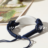 Ceramic Bracelets Blue And White Porcelain Bangles For Men New Fashion Vintage Jewelry Accessories