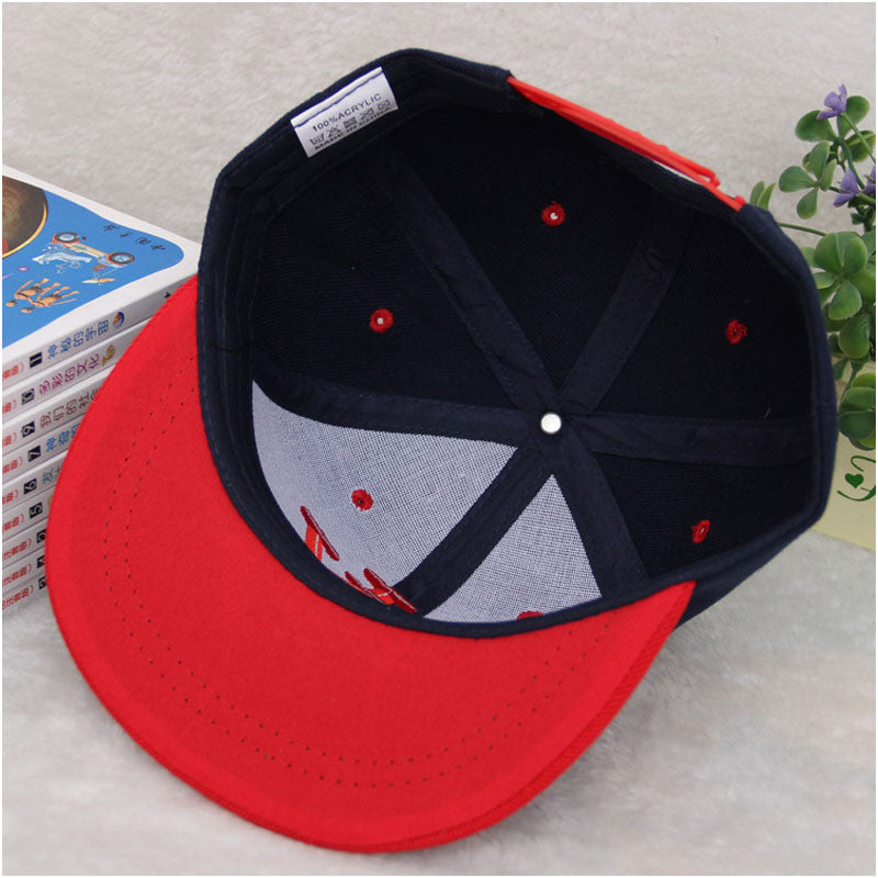 c98592fc666 Children NY Letter Baseball Cap Cayler Sons Bones Snapback Hip Hop Fashion  Flat Hat for Kid Boys And Girls Casquette