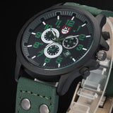 Creative Vintage Classic Watches Men Daily Life Waterproof Strap Sport Army Quartz-watch Casual Charm Watch