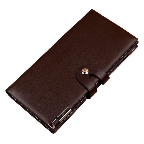 296b7ee00bc Excellent Quality New Fashion Design Back Men Wallets | Buycoolprice