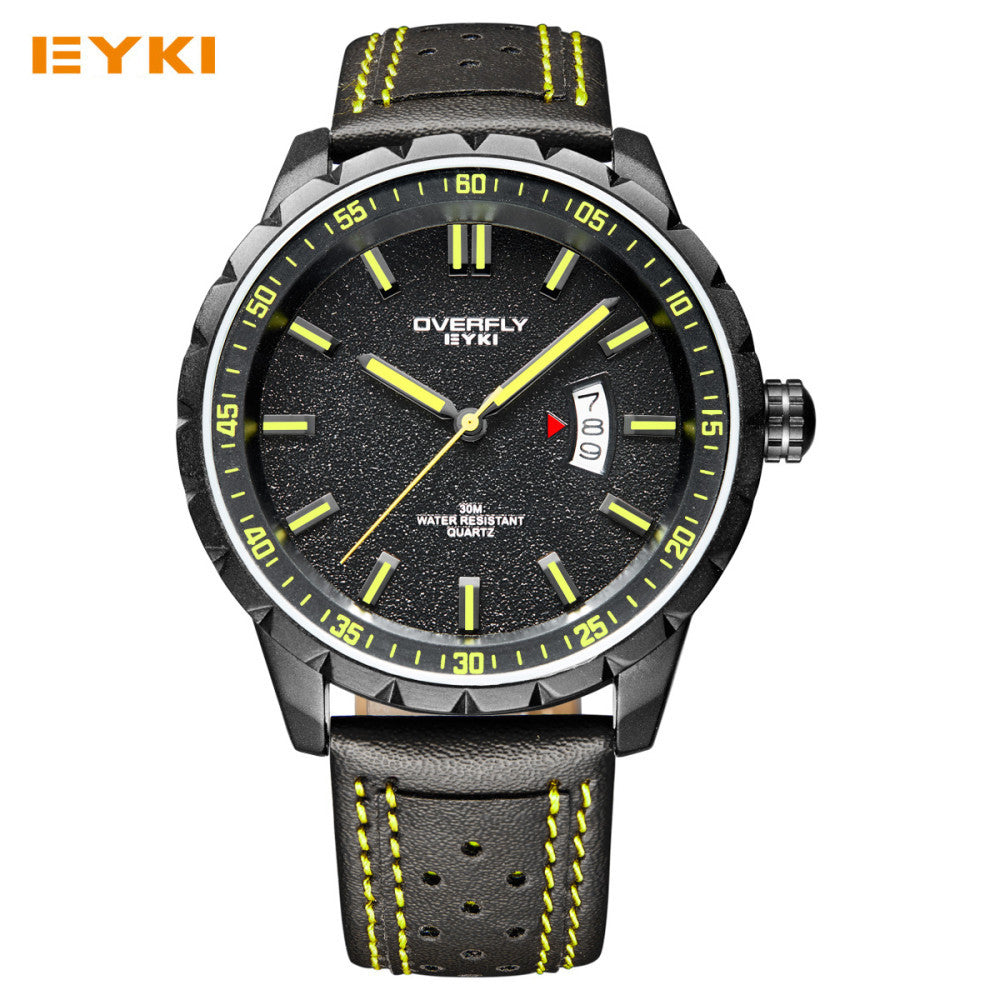 Eyki Man Watches Brand Luxury Colorful Youth Sport Watches