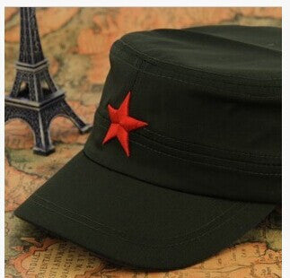 Fashion Military caps new style Embroidery star unisex hats adjustable  snapback outdoors Retro baseball caps e511bc8aaed