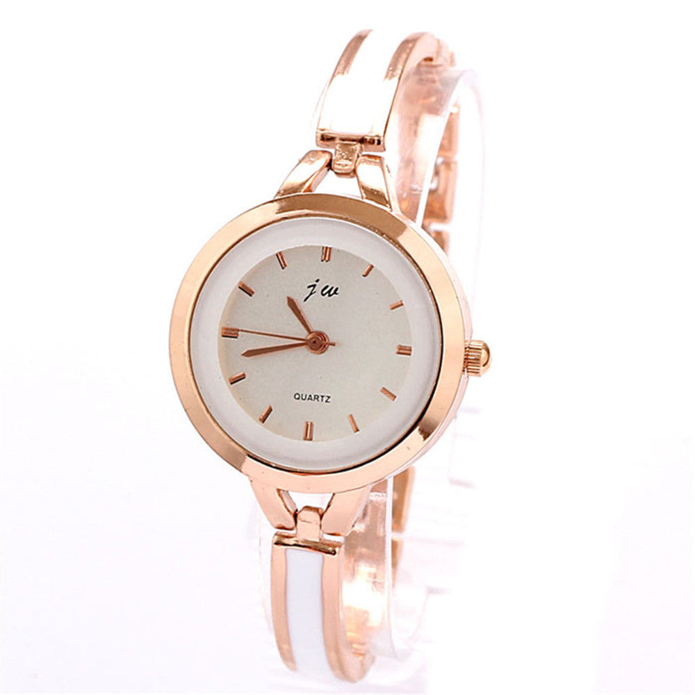 Fashion Quartz Dress Rhinestone Watch Women Watches Ladies Bracelet Dress Wristwatches with Ceramic Fine Steel Strap