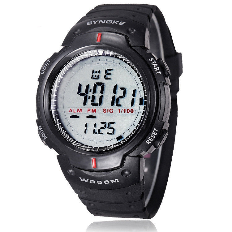 Gift Watches outdoor sports wristwatch men sports waterproof watch
