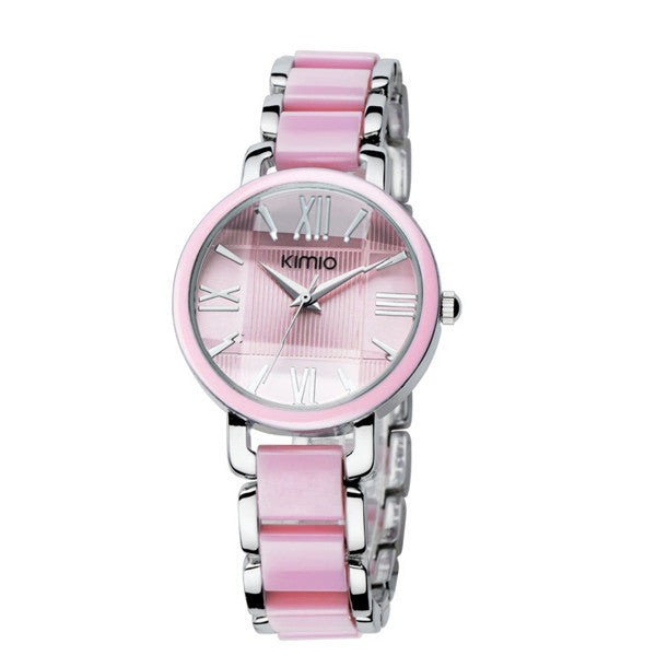 KIMIO Brand Watches Women Luxury Quartz Watch Fashion Casual Watch Alloy Band Women's Wristwatch