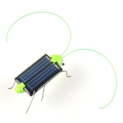Novel Solar Powered Locust