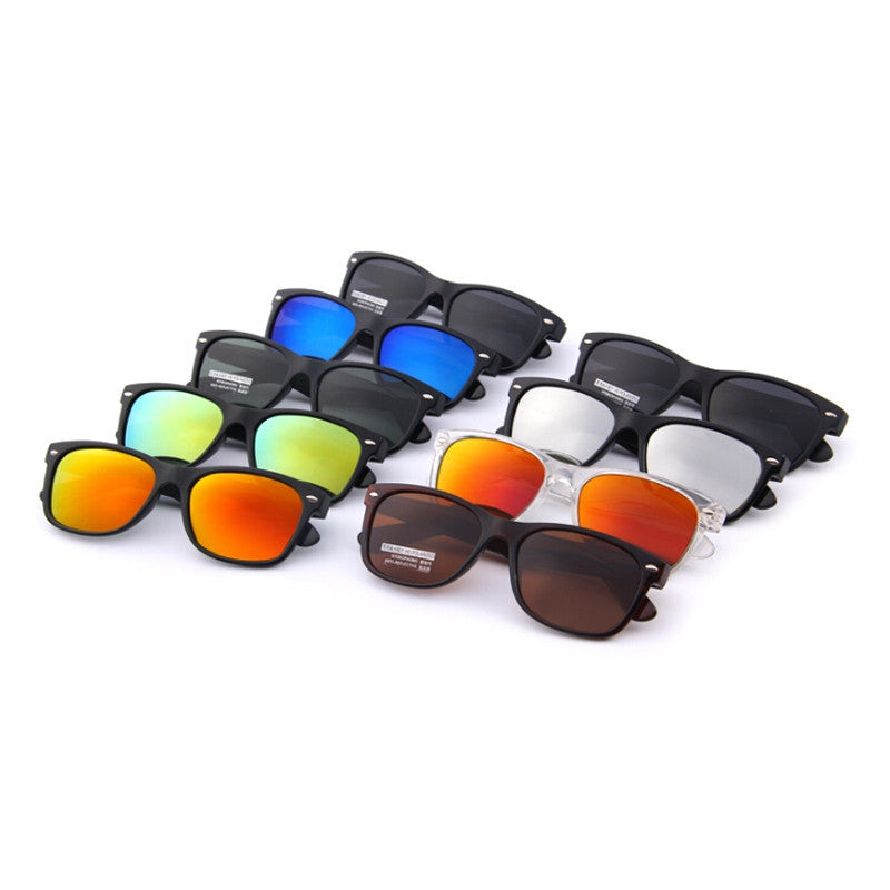 Men Polarized Sunglasses Classic Men Retro Rivet Shades Brand Designer Sun glasses UV400