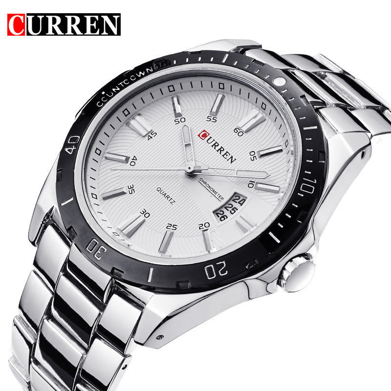 New curren watches men Top Brand fashion watch quartz watch male relogio masculino men Army sports Analog Casual