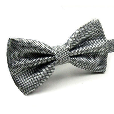 NEW Novelty Wedding Party Polyester Bowtie Noeud Papillon Men Women Bow Tie Solid Color Bolo Neckwear