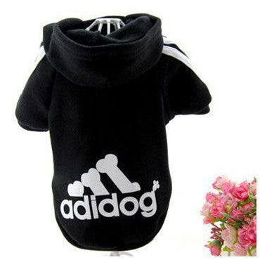 New Big Dog Clothes Warm Winter Coat Jacket Clothing for Dogs Large Size Golden Retriever Labrador 3XL-9XL Adidog Hoodie